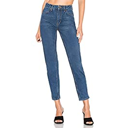 Women's High Rise Wide Leg Crop Bootcut Jeans Pants