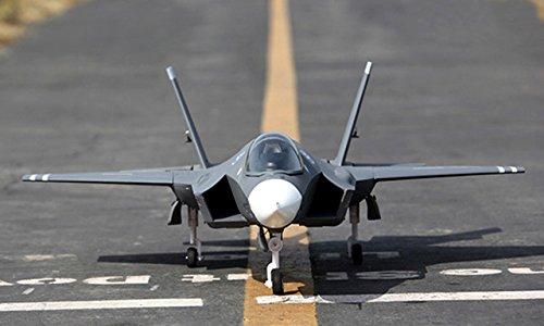 Rc Jet Model - Toy, Play, Fun, Scale SkyFlight LX EPS 70mm EDF F35 Lighting II ARF/PNP RC Jet Airplane Model W/ Motor Servos ESC W/O Battery, Children, Kids, Game