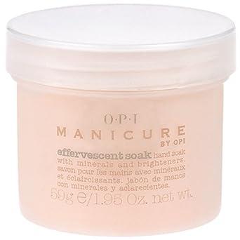 OPI Manicure Soak 1er Pack (1 x 60 gramos): Amazon.es