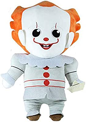 Amazon com: It Kidrobot Movie Hug Me Pennywise 16 Inch Plush