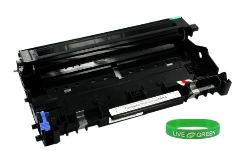 Compatible Laser Printer Drum Cartridge for Brother HL2140, 20000 Page Yield, Office Central