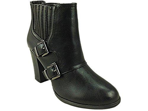 Manfield ,  Mädchen Damen Kurzschaft Stiefel