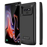 Best Battery For Galaxy Notes - Kunter Galaxy Note 9 Battery Case, 5000mAh Portable Review