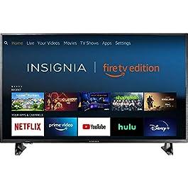 Insignia NS-32DF310NA19 32-inch Smart HD TV – Fire TV Edition