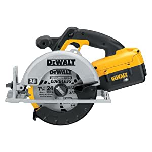 DEWALT DC300K 36-Volt 7-1/4-Inch Lithium Ion Cordless Circular Saw Kit