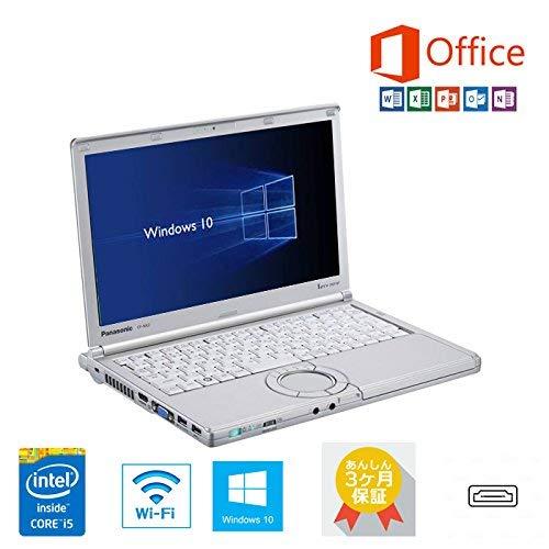 新しい到着 【Microsoft Office2016搭載 i5 Core】【Win10搭載】Panasonic CF-NX3/第四世帯 Core i5 B07H4PDV94 1.90GHz/メモリ4GB/SSD 128GB/12インチ/無線LAN搭載/WEBカメラ B07H4PDV94, 寝ころん太くん:25f1b35b --- arianechie.dominiotemporario.com