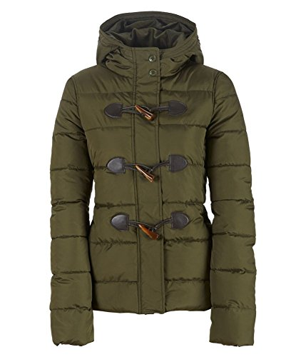 Aeropostale Womens Toggle Puffer Jacket 185 M - Juniors (Aeropostale Puffer Jacket)