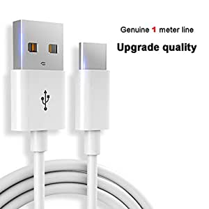 kedejianzhucailiaomena - Cable Cargador de teléfono USB C Corto ...