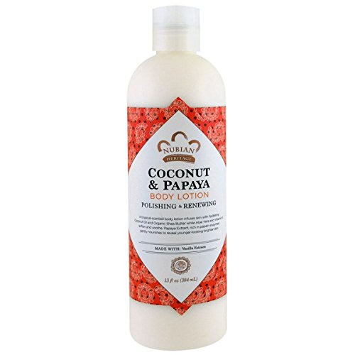 Body Lotion Coconut Papaya 13oz product image