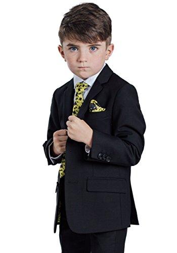 (Kids Batman Suit (Secret Identity) Size 4)