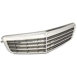 OE Replacement Mercedes-Benz C300/C350/C63 Grille Assembly (Partslink Number MB1200145)
