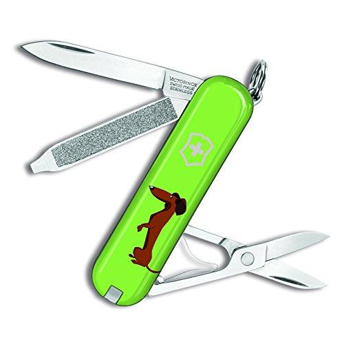 Dachshund Classic SD Swiss Army Knife by Victorinox