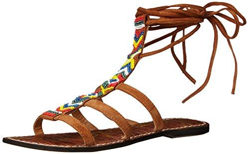 Sam Edelman WoMen Lorelle Gladiator Sandal Saddle/Multi