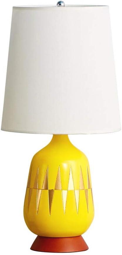 Lámpara de mesilla de cerámica moderna Lámpara de mesa