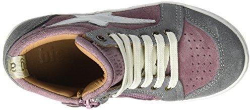 Bisgaard Unisex-Kinder Schnürschuhe High-Top Violett (5003 Syren)