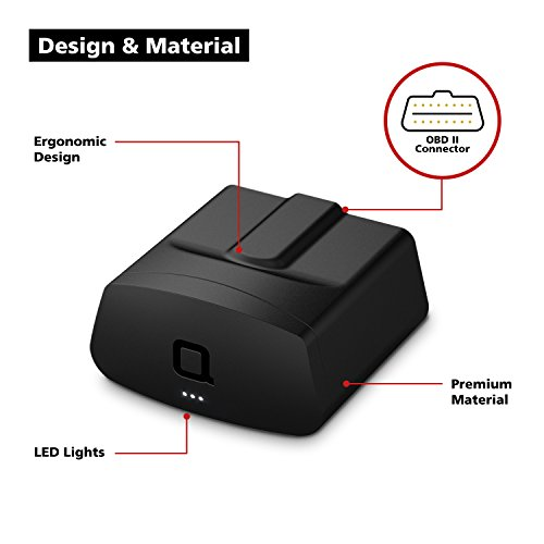 nonda ZUS Smart Vehicle Health Monitor, Wireless Bluetooth OBD2 Car Code Reader with App, No Monthly Fee & Real-Time Pro Dashboard, OBDII Scan Tool for iPhone & Android by nonda (Image #5)