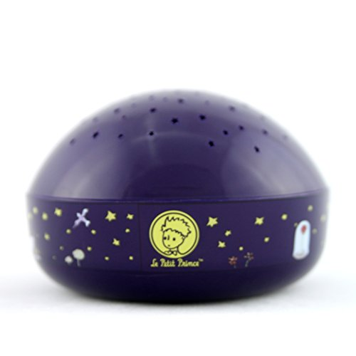 Le Petit Prince Constellation Galaxy Round Projector Night Light
