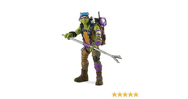 Las Tortugas Ninja 2 - 12cm Figura de acción - Donatello