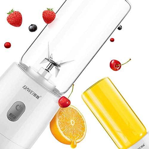 MYZ Exprimidores, Exprimidor De Frutas De Hogares De La Pequeña Fruta Automática Y Vegetal De Múltiples Funciones del Jugo De Cocción del Jugo Frito Pequeño Mezclador Copa