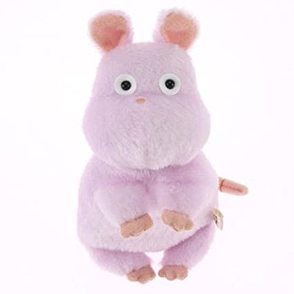 Amazon Com Spirited Away Bow Mouse 13cm 5 Soft Stuffed Mouse