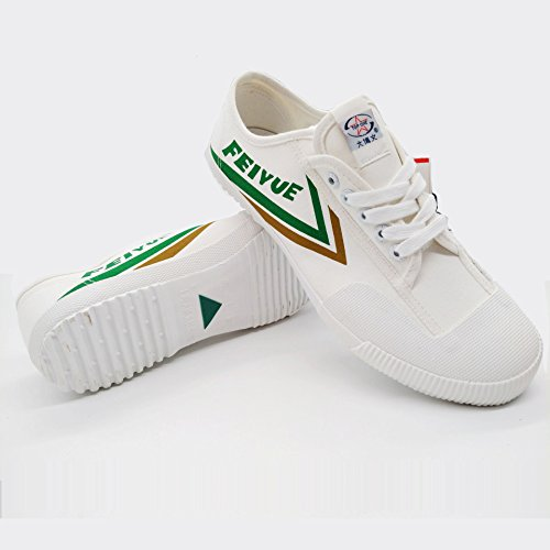 Top one Feiyue Kungfu shoes For women and men (44 (Men's 10 1/2))