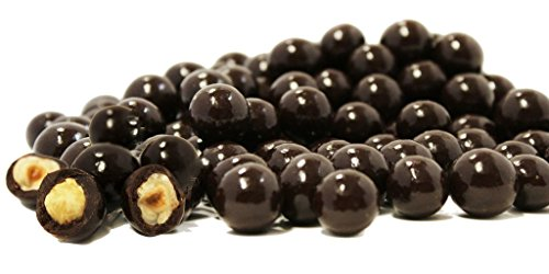 Gourmet Milk Chocolate Covered Hazelnuts by Its Delish, 2 lbs