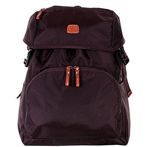 Bric's X-Travel Backpack Brown/Tobacco