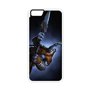 Dota 2 iPhone 6 Plus 5.5 Inch Cell Phone Case White custom made pgy007-9993597
