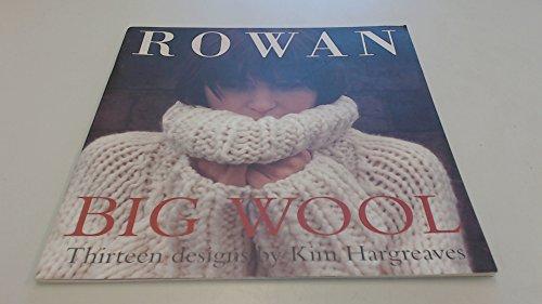 Big wool: Thirteen designs