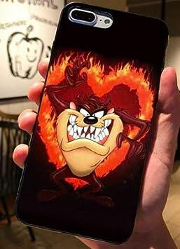 TN Cases Store Coque iPhone 7 et iPhone 8 Taz Le Diable de ...