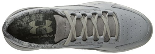 Lace Low Steel Womens Gray Overcast Under Top Fabric Pivot Armour up Charged Sneaker Running Steel xw0HHpqgBT