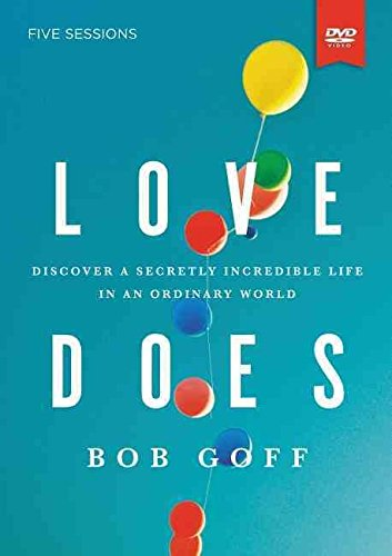 [(Love Does Study Guide : Discover a Secretly Incredible Life in an Ordinary World)] [By (author) Bob Goff] published on (January, 2014)