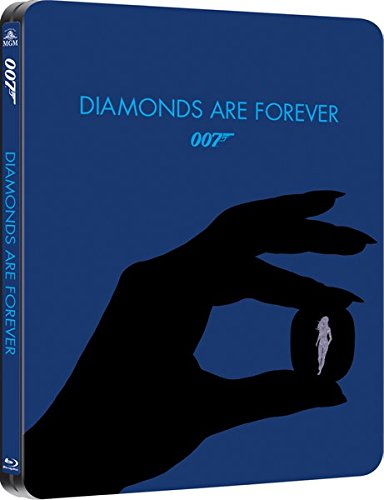 Limited Edition Artwork (Diamonds Are Forever: Limited Edition Steelbook (Blu-ray + Digital HD))