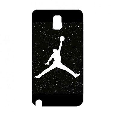 the hard protective phone case cool black background jordan logo