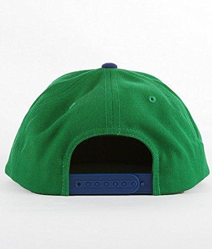 para Obey de verde verde béisbol hombre Gorra 1ORqwZt