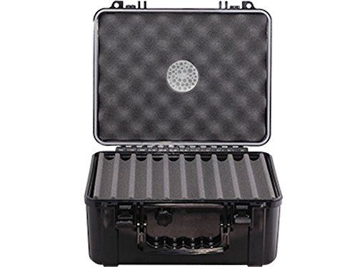 Xikar Cigar Accessories - Xikar 50-80 Cigar Travel Humidor