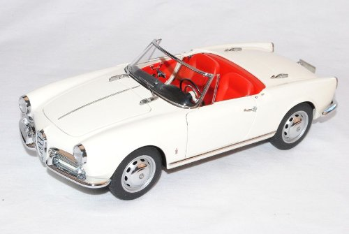 AUTOart Alfa Romeo Giulietta Spider Weiss Mit Hard Top 1954-1964 1 70156 1 1954-1964 18 Modell Auto 800210