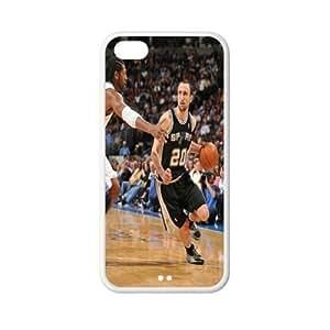 Exclusive Manu Ginobili plastic hard case skin cover for iPhone 6 4.7'' AB938712