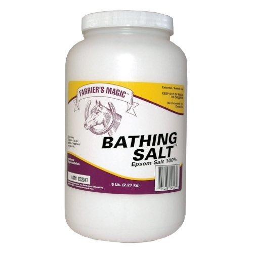 Farriers Magic (EPSOM SALT BATHING SALT 8 LB)