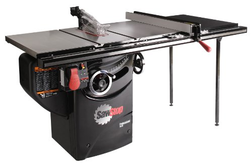SawStop PCS31230-TGP236 3-HP Professional Cabinet Saw Assembly with 36-Inch...