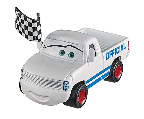 Disney Pixar Cars 3 Diecast Pickup Truck W Flag Vehicle Import It All