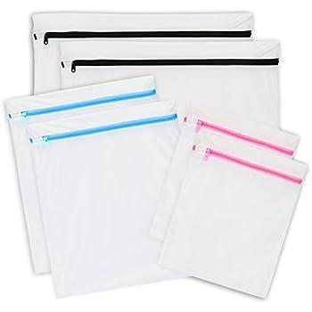 6 Pack - SimpleHouseware Laundry Bra Lingerie Mesh Wash Bags (2 X-Large 6cc6d288a