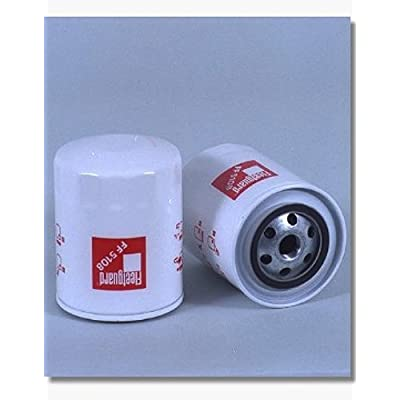 Fleetguard Fuel Filter FF5108, for Case, Hitachi, Kawasaki, Koehring, Link-Belt Equipment, Chevrolet, GMC and Isuzu Trucks: Automotive