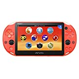 PlayStation Vita Wi-Fi model Neon Orange (PCH-2000ZA24) Japanese Ver. Japan Import