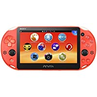 PlayStation Vita Wi-Fi model Neon Orange (PCH-2000ZA24)...