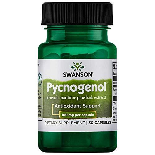 - Swanson Pycnogenol 100 Milligrams 30 Capsules