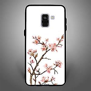 Samsung Galaxy A8 Flowers n branches
