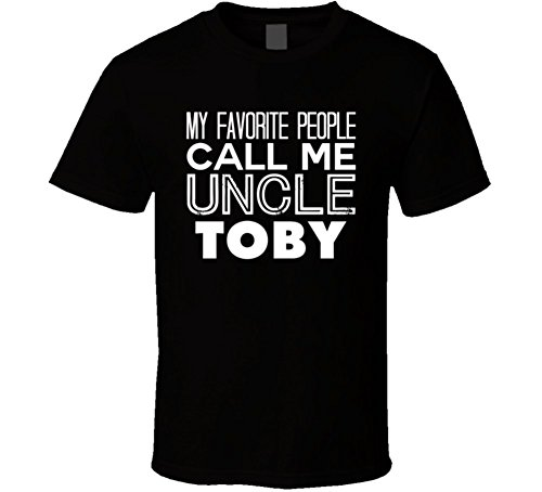 favorite-uncle-toby-trendy-cool-name-t-shirt-s-black