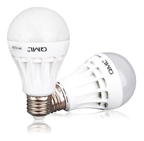 Lilware LED Light Bulb LED Bombilla de Luz E27 7W 6500K Con Activación Por Sonido Sensor Color Luz De Día/Nublado: Amazon.es: Iluminación