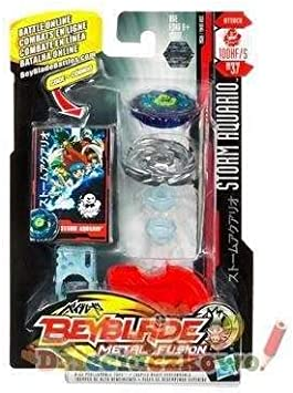Beyblade Metal Masters Battle Tops Burn Fireblaze 135ms Amazon De Spielzeug